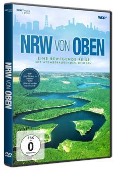 """""""NRW von oben"""" ab 27. Januar als DVD und Blu-ray im Handel"""