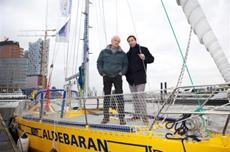 Planet Ocean: Yann Arthus-Bertrand besucht den Hamburger Hafen