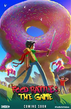 """SMOSH Food Battle"": YouTube-Hit bald als Game"