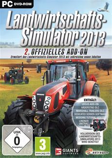 2. Offizielles Add-On für den Landwirtschafts-Simulator 2013