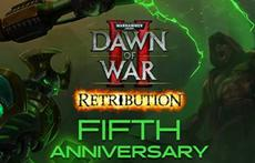 5 Jahre Warhammer<sup>&reg;</sup> 40,000<sup>&trade;</sup>: Dawn of War<sup>&reg;</sup> II
