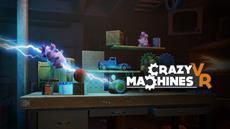 Abgefahrenes Rätselspiel Crazy Machines VR erscheint heute für PlayStation