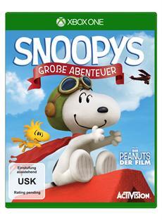 """Activision kündigt """"Die Peanuts der Film: Snoopys Große Abenteuer"""" an"""