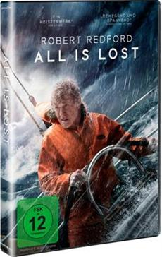 ALL IS LOST - Special über Robert Redford zum DVD Release