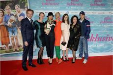 ALLES INKLUSIVE - Doris Dörries neue Komödie feiert Weltpremiere in München