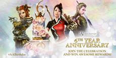 ArcheAge Celebrates Six Years of Adventure!