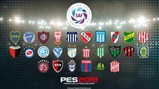 Argentinische SuperLiga offiziell in PES 2019