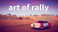 art of rally für PlayStation 4 und PlayStation 5 angekündigt
