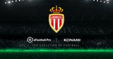 AS Monaco tritt der eSport-Liga eFootball.Pro bei