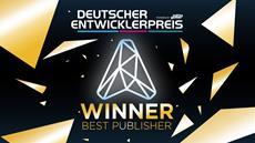 Assemble ist 'Bester Publisher' 2020 und Jessika gewinnt den 'Innovationspreis' beim Deutschen Entwicklerpreis 2020