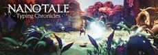 Atmospheric Typing Adventure RPG Nanotale Announced