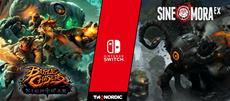 Battle Chasers: Nightwar und Sine Mora EX kommen auf Nintendo Switch