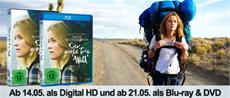 """BD/DVD-VÖ   1.800 Kilometer in 150 Minuten: """"Der große Trip - Wild"""""""