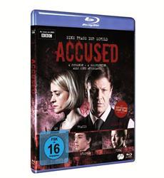BD/DVD-VÖ   Accused - Eine Frage der Schuld (Staffel 2)