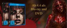 "BD/DVD-VÖ   ""Carrie"" - Frisches Blut unter den Horror-Klassikern"