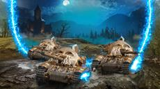 Bekannte Monster erwachen in World of Tanks Console