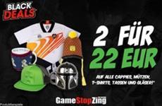 Black Deals bei GameStopZing - Satte Rabatte auf ausgewählte Games und weitere coole Deals