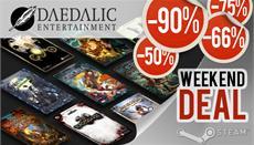 Blackguards um 50% und weitere Daedalic-Titel im Steam Weekend Deal um bis zu 90% reduziert