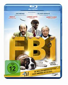 FBI vom Comedy-Duo Kad Merad & Olivier Baroux / ab 13. Dezember im Handel