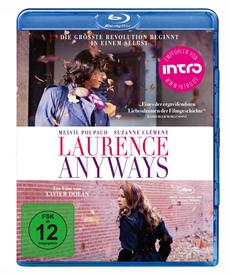 BD/DVD-VÖ | LAURENCE ANYWAYS