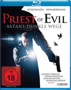 DVD-VÖ | PRIEST OF EVIL - Ab 04.12.2012 auf Blu-Ray und DVD