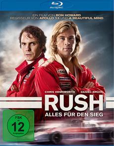 Review (Blu-ray): RUSH - Alles für den Sieg