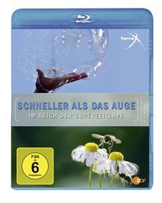 BD/DVD-VÖ | Schneller als das Auge - Im Reich der Zeitlupe