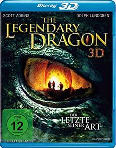 BD/DVD-VÖ | THE LEGENDARY DRAGON - Der Letzte seiner Art 3D