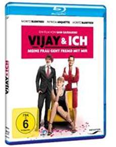 Moritz Bleibtreu in VIJAY UND ICH - MEINE FRAU GEHT FREMD MIT MIR / Ab 7. März auf DVD, BD und VoD