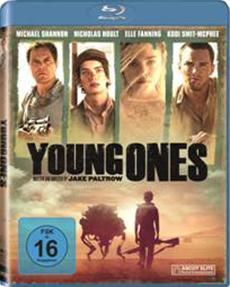 YOUNG ONES: Deutscher Trailer zum futuristischen Western // Ab 18.11. auf DVD