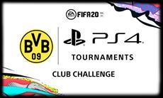 Borussia Dortmund & PlayStation - FIFA 20 Club Challenge Turnier