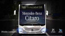 Bus-Simulator 16   Bus-Simulator wird um Mercedes-Benz Modelle erweitert