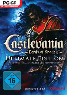 CASTLEVANIA: LORDS OF SHADOW - ULTIMATE EDITION für PC: Demo und Pre-Order Aktion verfügbar