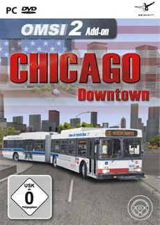 Chicago Downtown erweitert den Omnibussimulator 2 um die amerikanische Metropole