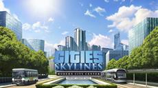 Cities: Skylines - Modern City Center & Radio Station ab sofort erhältlich