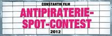 Constantin Film Antipiraterie-Spot-Contest 2012