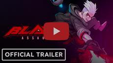 Cyperpunk Action Extravaganza Blade Assault Heads to Kickstarter