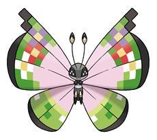 Das 100.000.000. via GTS getauschte Pokémon schaltet Vivillons mit Fantasiemuster frei