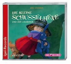 """Das Hörbuch """"Die kleine Schusselhexe und der Zauberer"""" beim LEIPZIGER LESEKOMPASS 2014 ausgezeichnet"""