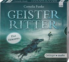 """Das Hörspiel """"Geisterritter"""" von Oetinger audio ist für den Deutschen Hörbuchpreis 2013 nominiert"""