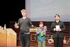 DAS KLEINE GESPENST gewinnt beim Schlingel Festival den begehrten Publikumspreis!