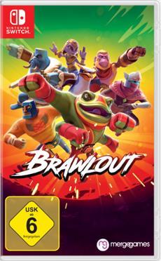 """Das ultimative Party-Beat 'em up """"Brawlout"""" ist ab sofort für Nintendo Switch erhältlich"""