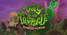 Day of the Tentacle Remastered - Twitch-Stream mit Tim Schafer & Tentakel ohne Ende