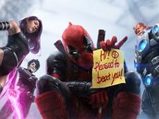 Deadpool und die X-Force ab sofort in MARVEL Future Fight