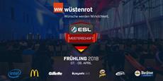 Dein Ticket zur ESL Frühlingsmeisterschaft 2018!