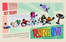 """Der bunte Mehrspieler-Plattformer """"Runbow"""" erscheint bald auf der PlayStation 4"""