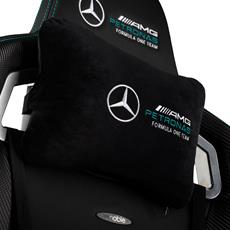 Der noblechairs EPIC in der offiziellen Mercedes-AMG Petronas Formula One Team - 2021 Edition