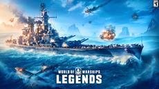 """Der Zeitgeist der Freiheit: """"World of Warships: Legends"""" im Juni"""