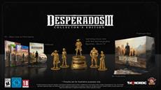 Desperados III bekommt Collector's Edition mit 5 Figuren, Spieluhr und Season Pass