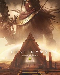 Destiny 2   Erweiterung I: Fluch des Osiris angekündigt
